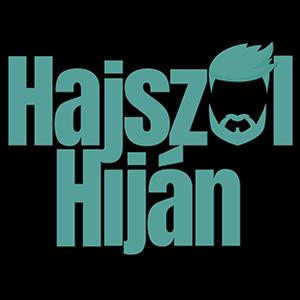 Hajszál híján Logo